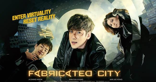 Jojakdoen dosi / Fabricated City (2017)